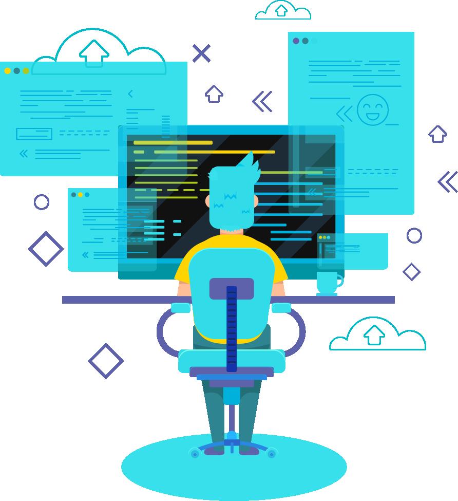 programador de codigos de base de dados